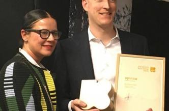 Chantal Pattyn en Joost Maegerman